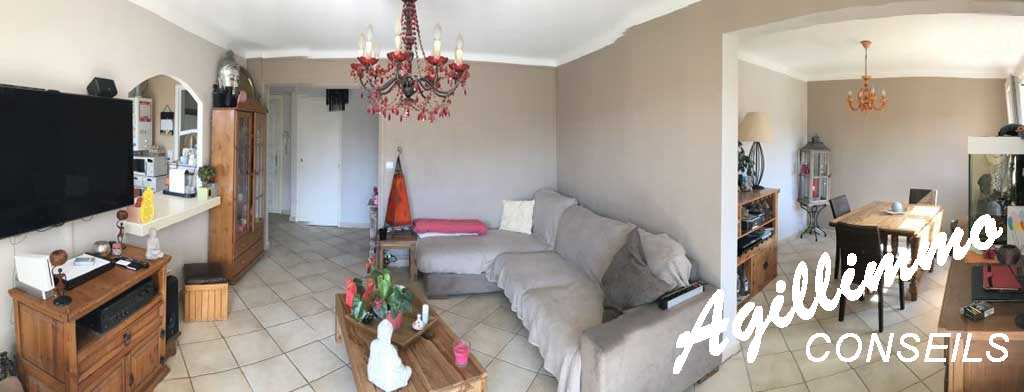 Quarter Valescure Apartment 3-4 rooms modern with cellar - French Riviera