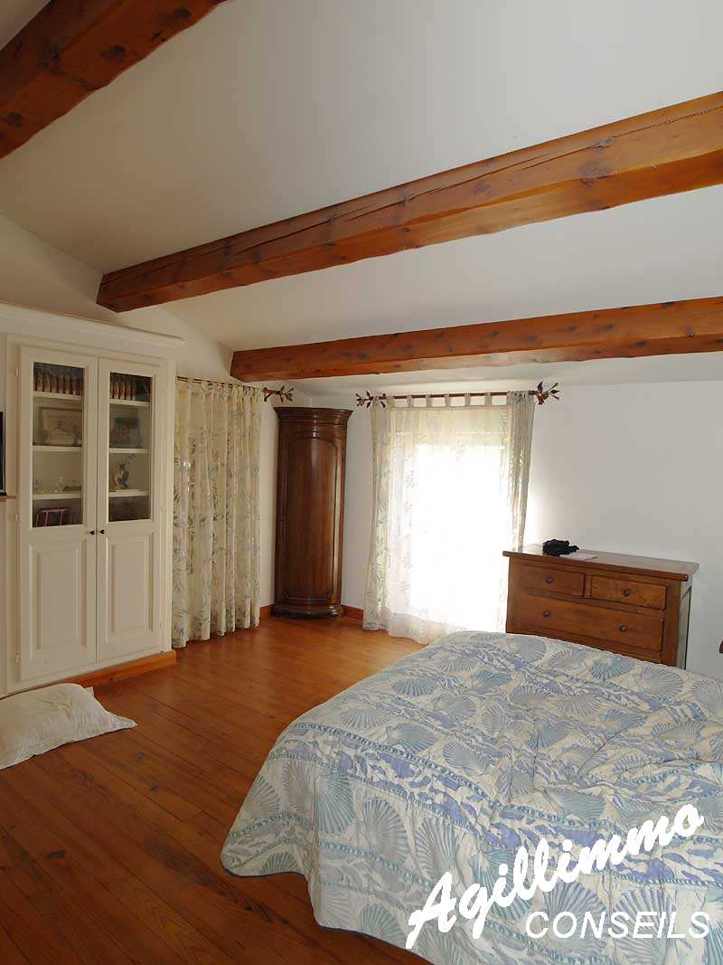 House 7 rooms with swimming pool  - ROQUEBRUNE SUR ARGENS - France