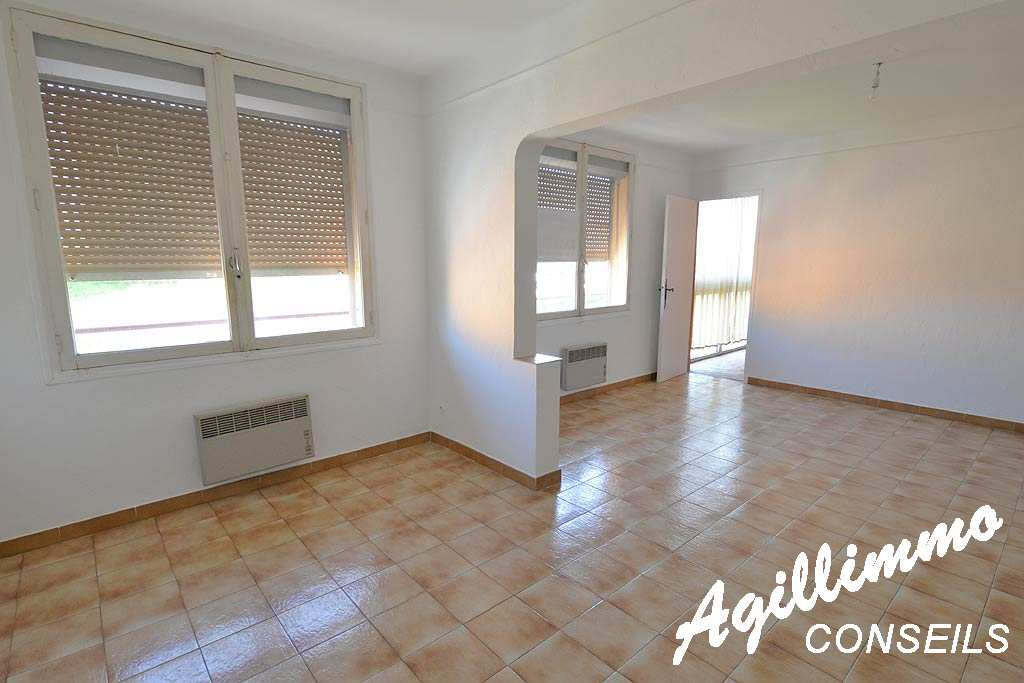 Bel Apartment 4P with cellar and loggia - French Riviera