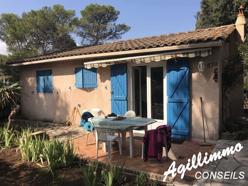 property 3 rooms in a domaine closed - French Riviera