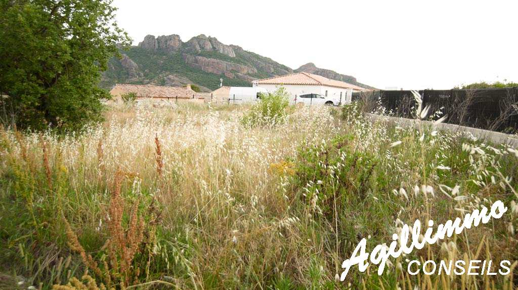 Beautiful land building at 627m2 with view on the Rocher  - French Riviera