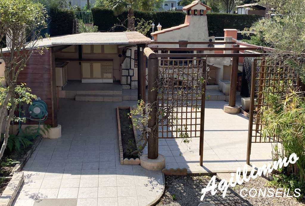 T3 with garden at 228 M2 - French Riviera