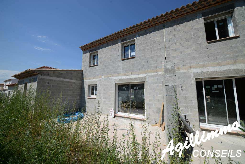 House 4 rooms with garage   - PUGET SUR ARGENS
