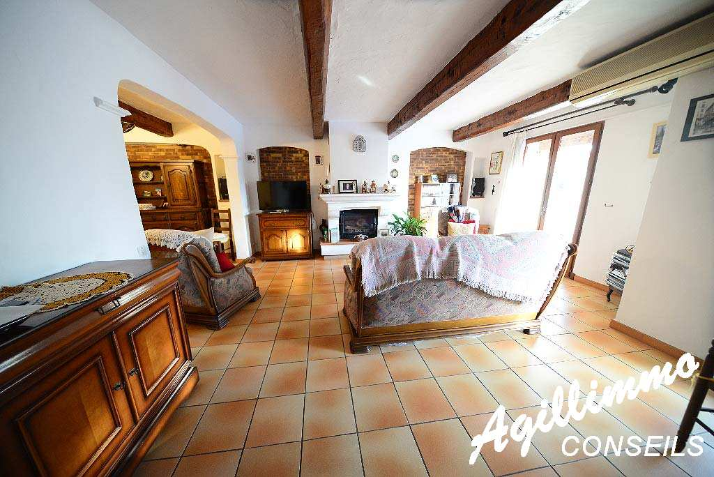 House 5-6 rooms with garage and swimming pool - French Riviera