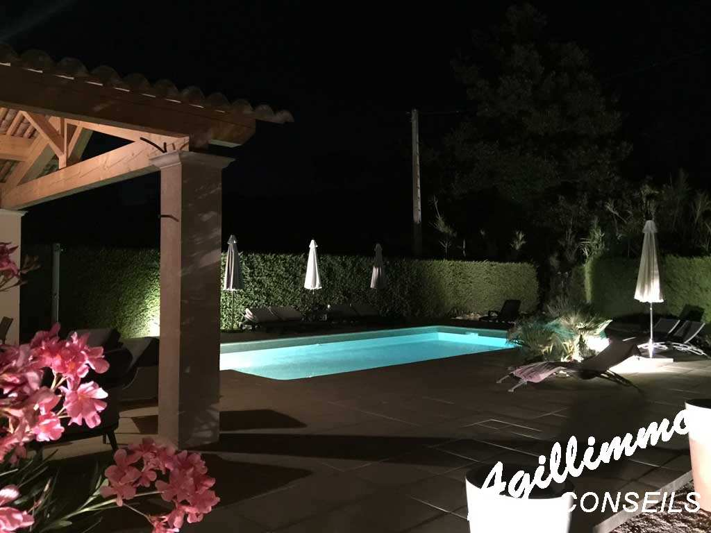 property 5 rooms with swimming pool - French Riviera