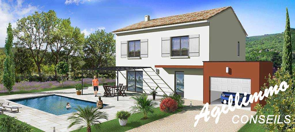 House new 5 rooms  - Var