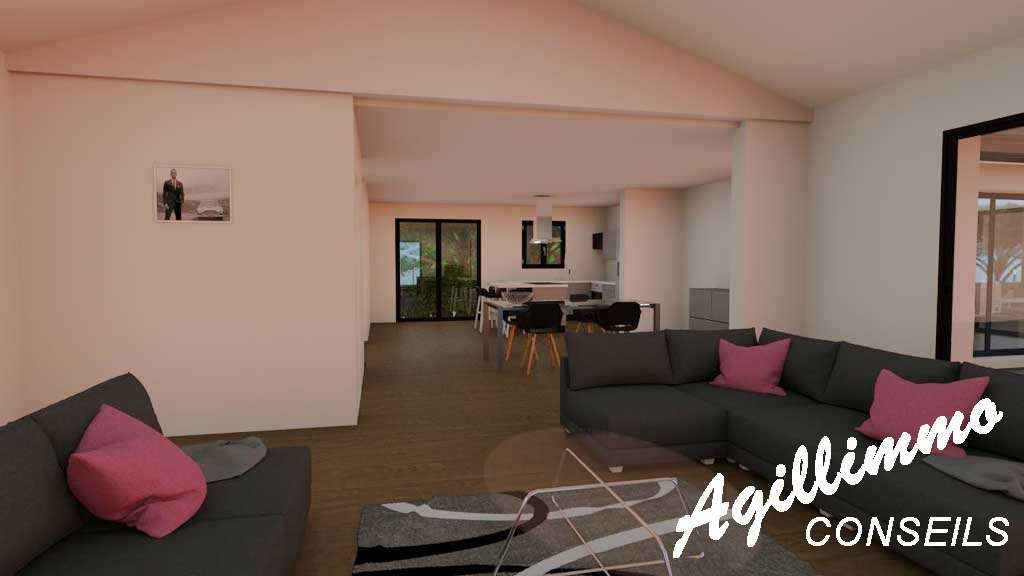 House modern new 6 rooms  - Côte d'Azur French riviera