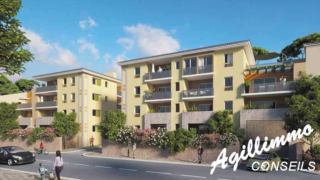 Apartments news centre-village - French Riviera